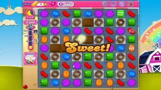 Candy Crush Saga Level 166