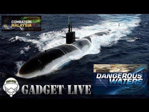 Dangerous Waters : Hunter Killer Mission