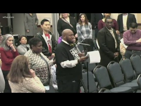 Dallas ISD trustee claims superintendent failed to respond to his concerns about security and guns i