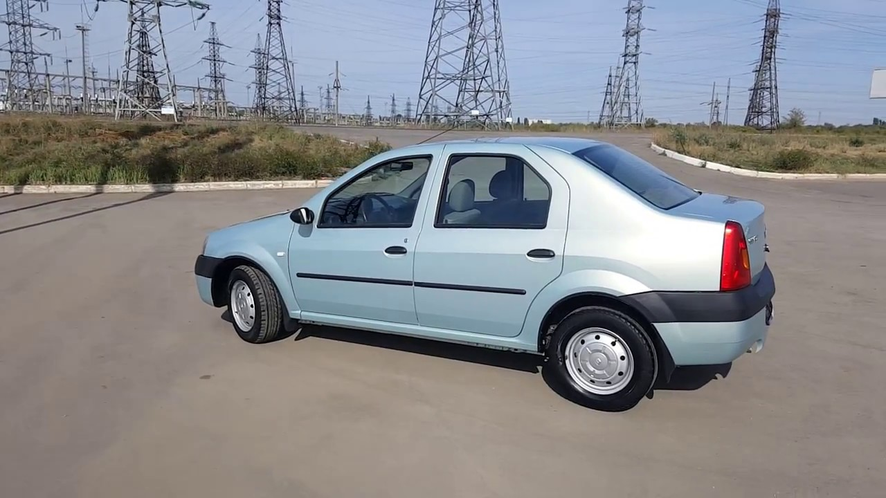 Купить Рено Логан (Renault Logan) 2010 г. с пробегом бу в Балаково .