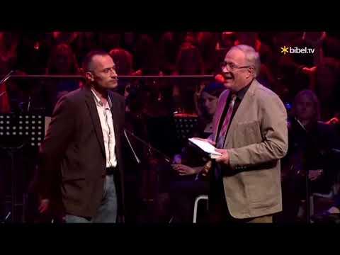 Jürgen Werth interviewt Dr. Klaus-Dieter John bei Pro Christ 2013