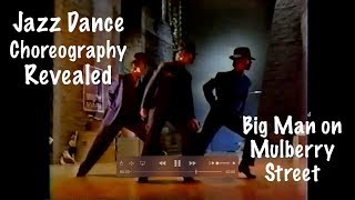 Jazz Dance Choreography Revealed -