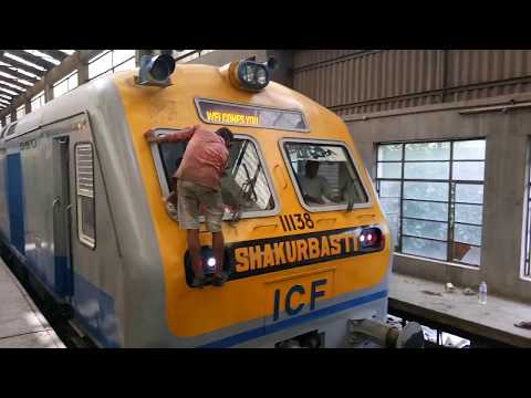 India's First DEMU Solar Powered Train inaugurated by Rail Minister Suresh Prabhu