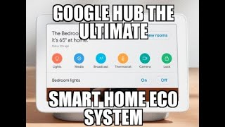Google Nest - The Ultimate Smart Home Eco System
