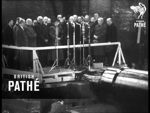 Doctor Adenauer In Berlin (1950)