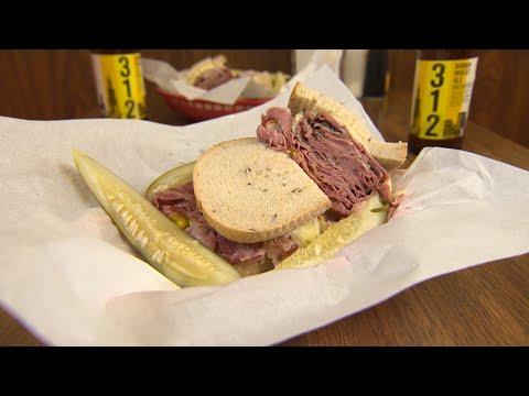 Chicago's Best Sandwich: Burt's Deli