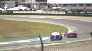 Ford Mustang Drift Hockenheimring Sachskurve
