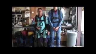 Grant Lincoln Goes Skydiving - Sepember 8th, 2012