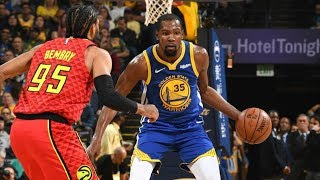 Draymond Green Suspended! Kevin Durant 29 Pts 2018-19 NBA Season
