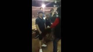 Chica Bailando (J Balvin - Tranquila) #2015