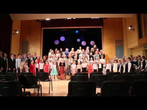 Rapla Laulustuudio koorid ja Raplamaa noorte meeskoor