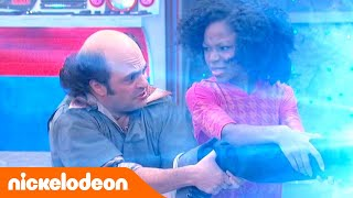 Опасный Генри | Спасение в машине времени | Nickelodeon Россия