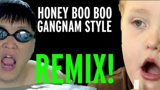 Mike Relm: Honey Boo Boo Style (Honey Boo Boo vs Gangnam Style 강남스타일)