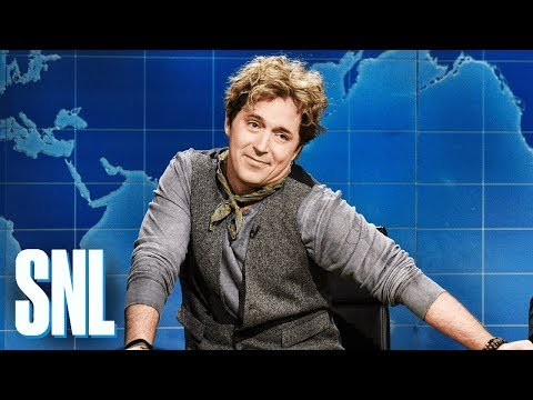 Weekend Update: Jules on the Economy - SNL