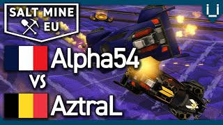 Salt Mine EU Ep.24 | Alpha54 vs AztraL | 1v1 Rocket League Tournament
