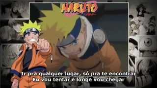 Naruto 2° Abertura Haruka Katana em Português BR