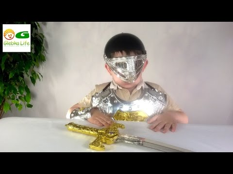 Рыцарь. Игрушки для мальчиков. Knight. Toys for boys.