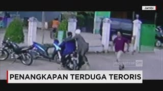 Download Video Detik-detik Penangkapan Terduga Teroris oleh Densus 88 di Jambi MP3 3GP MP4