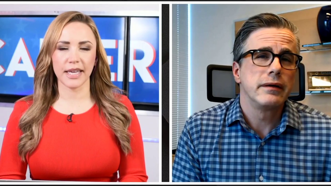 """Tom Fitton: """"Unholy Alliance"""" Between & Big Tech & Politicians to Suppress Free Sp"""