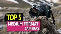 TOP 5: Best Medium Format Cameras 2019