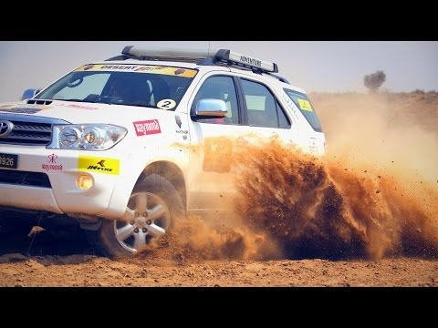 [Super Car Club] - Togethia - Desert Escape | Rajasthan Road Trip 2014