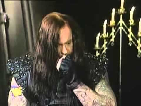 Fab Four Interview 1997: The Undertaker (3/5)