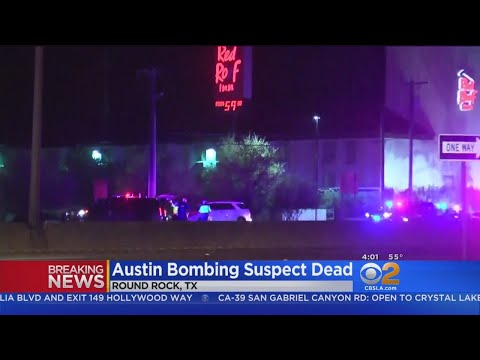 Austin Bombing Suspect Kills Self In Explosion, Police Say