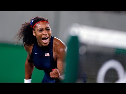 Serena Williams Top 50 Amazing Points