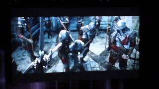 e3 2011 ubisoft press conference assassin s creed revelations