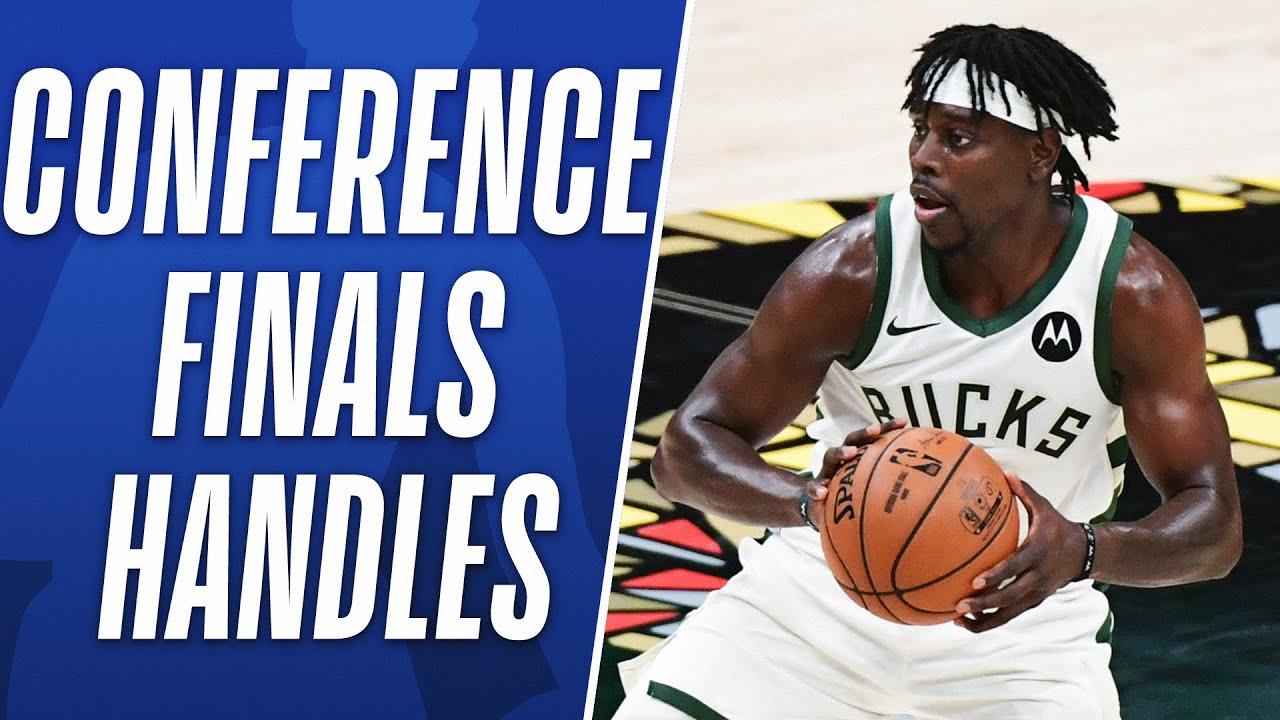 Best #KumhoHandles of Conference Finals! 💪