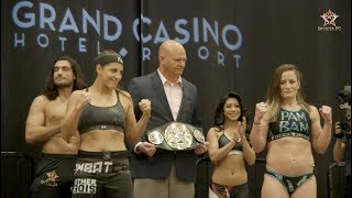 Invicta FC 32: Opening Odds and Weigh-In Video