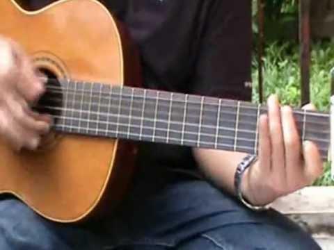 Kunci Gitar Mudah - RELAKAN (Alfian) Lagu Kenangan Lama Enak