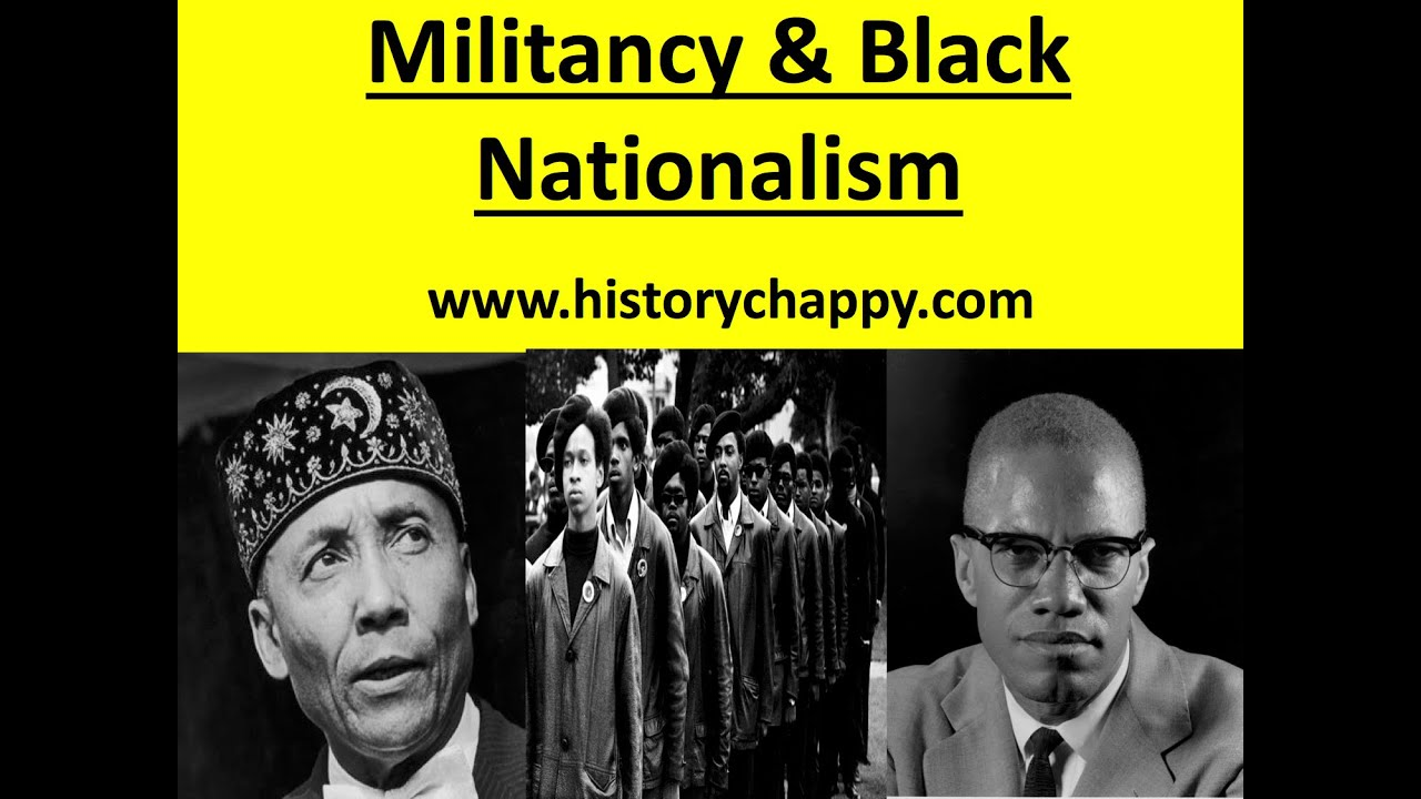 black nationalism 6 quotes have been tagged as black-nationalism: malcolm x: 'brothers and  sisters, i am here to tell you that i charge the white man i charge the white m.