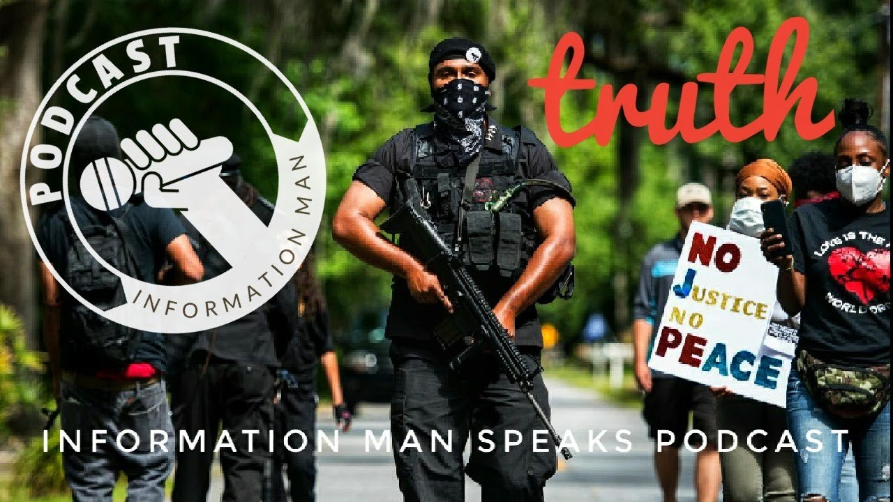 Armed Black Militia NFAC Respond To KKK Threats 4th July 2020