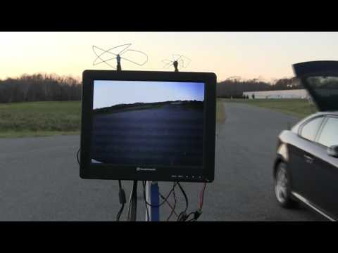 3.4GHz Iron Horse video system interference test #1