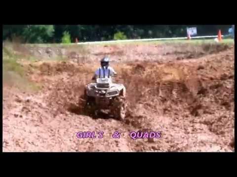 2014 SEPT NUMIDIA GIRLS & GUYS ON QUADS / MUD BOG       VIDEO   #     9