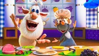 Буба и Лула готовят бутерброды 🥪 (40 серия) Буба 2019 от KEDOO Мультики для детей