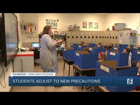 Metro Catholic Schools students return to school with new guidelines