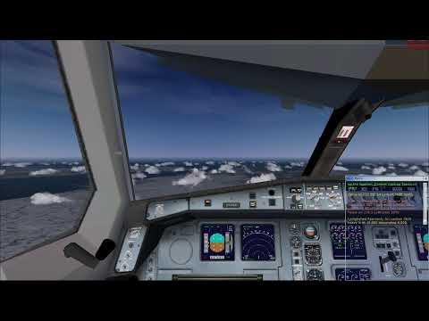 FSX Sri Lankan Airlines (CMB - CPH)