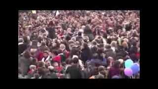 Comitiva catarinense que visita a cidade do Vaticano esteve com o Papa Francisco