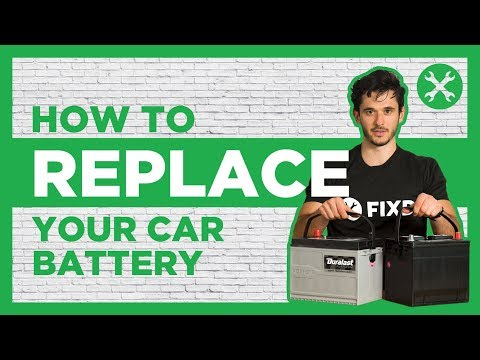 How To Replace Your Car Battery (Simplified)