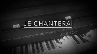 JE CHANTERAI (ERZA MUQOLI) - PIANO COVER - CELESTUDIO