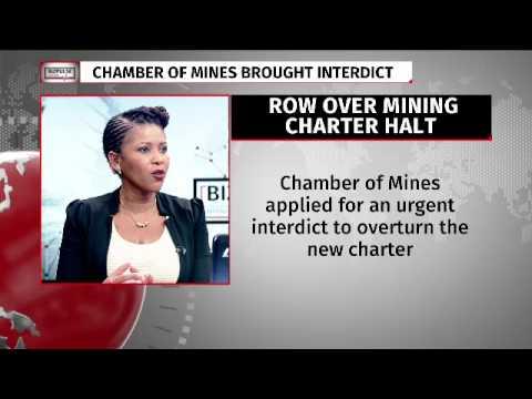 BizPulse: Num Consider Legal Options After Min Zwane Temporary Halts Mining Charter