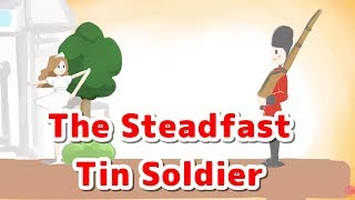 Japanese Fairy Tales in English 「The Steadfast Tin Soldier 」 YouT...