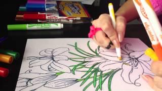ASMR Coloring