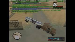 GTA SAMP Advance RP: Green. часть 3 ( зарабатываем деньги )