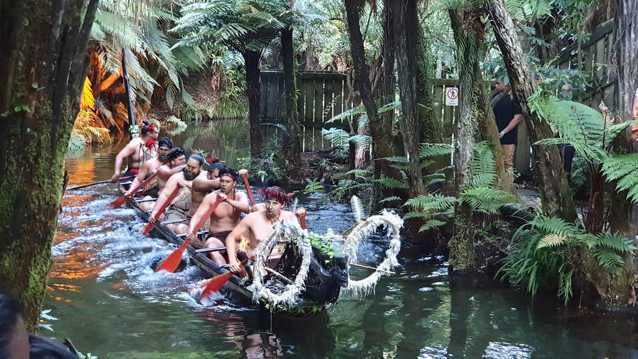 Тур по Новой Зеландии