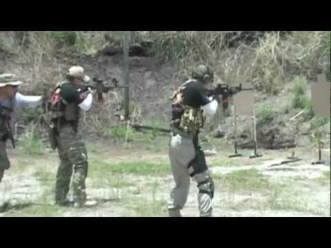 G-1 Tactical Solutions Successfully Tests the UDMC PVAR Rifle