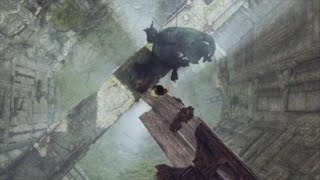 The Last Guardian OST- Condor Clash