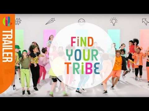 CBBC Find Your Tribe | Official Trailer